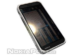 Nokia N900 successor revealed in spy shot?