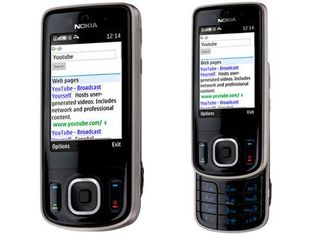 The Nokia 6260 Slide