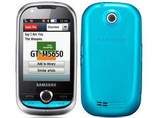 Samsung s new Lindy