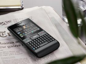 Sony Ericsson unveils Aspen with next-gen WinMo 6.5.3