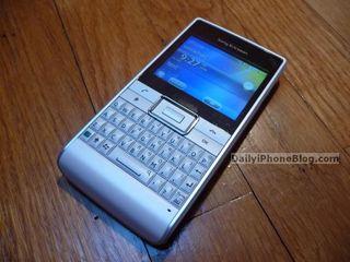 New Sony Ericsson Faith