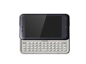 Toshiba K01 is OLED QWERTY slider