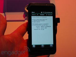 Windiws Mobile gets secret little update