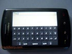 BlackBerry iPhone rival: hitting UK in October