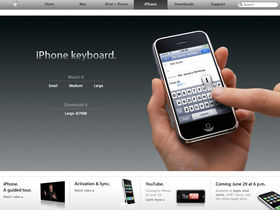 Why the iPhone keyboard rocks