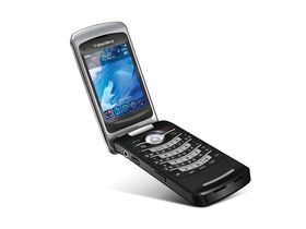 BlackBerry Kickstart emerges as Pearl Flip 8220