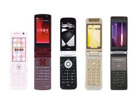 Japan's DoCoMo delivers latest wonder phones
