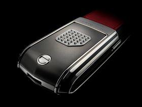 The Ferrari platinum-plated mobile