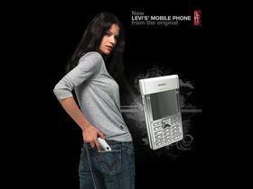 Levi's Mobile Phone hits UK
