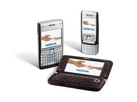 3GSM 2007: three new Nokia E series mobiles