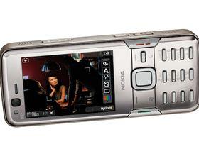 Nokia N82: camera, GPS, multimedia computer