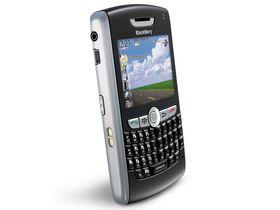 Wayfinder satnav for BlackBerry 8800