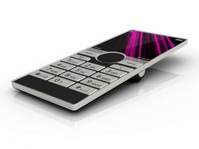 Super-slim Seesaw Mobile Phone