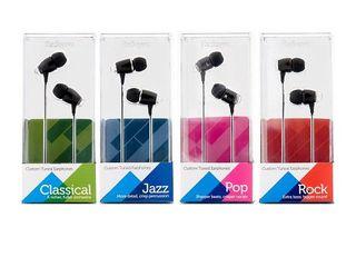 RadioPaq s new Custom Tuned Headphones