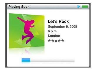 Apple Let s Rock invite