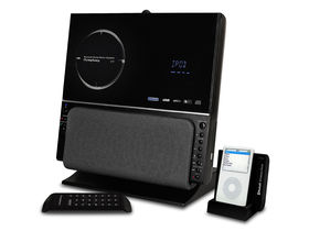 iSymphony V1BLUEe: 1st Bluetooth home stereo