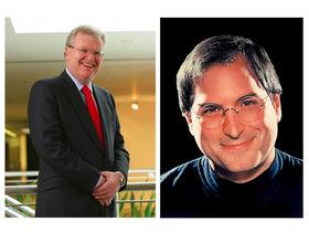 Apple's Steve Jobs is greedy says Sony boss