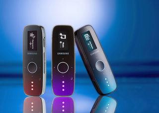 IFA 2008 Samsung unveils new Litmus MP3 players