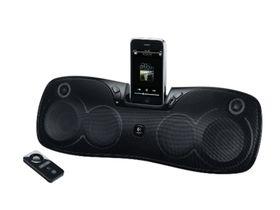 Logitech unveils S175i rechargeable iPod speaker