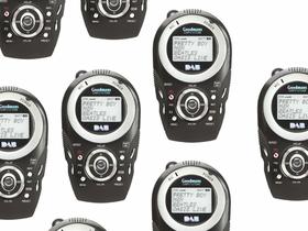Goodmans reveals DAB/FM/MP3 player gadget