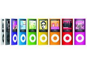 Apple unveils slimmest ever iPod Nano