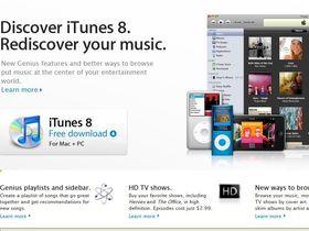 Apple debuts iTunes 8 with Genius playlist maker