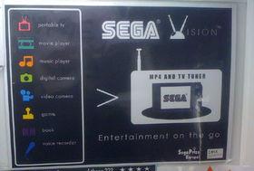 Sega reveals new gaming handset