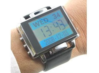 The Thanko Spy Watch