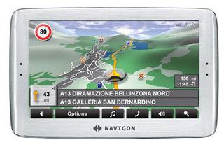 The Navigon 8110 for the discerning driver