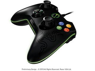 Razer s Xbox 360 controller We want it