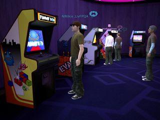 Home is a big arcade
