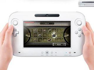 Nintetndo Wii U power ranger