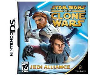 Star Wars The Clone Wars Jedi Alliance