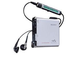 Sony to discontinue the MiniDisc Walkman