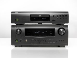 Denon s new Blu ray player is Profile 2 0