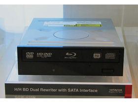 Dual-format PC HD drive edges slowly closer
