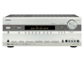 Onkyo shows off first high-def AV receiver