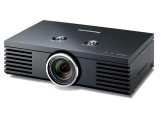 Panasonic s latest 1080p projector