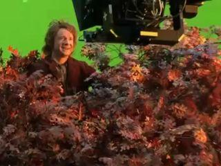 The Hobbit video diary reveals 3D shooting secrets