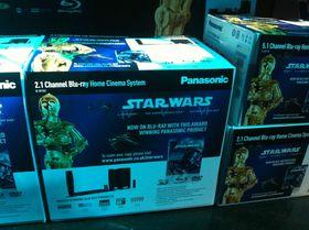 Panasonic: Star Wars Blu-ray marks renaissance of format