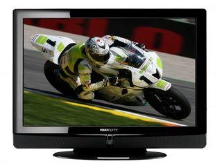 HANNSpree s new Full HD TVs bike not included
