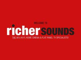 Richer Sounds gets royal AV stamp of approval