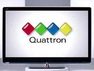 Sharp adds 3D to Quattron range