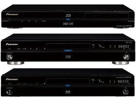 Pioneer bolsters BD-Live Blu-ray player range