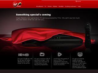 Virgin and TiVo   coming soon