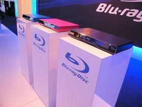 Photos: Philips' colourful BDP7500 Blu-ray range