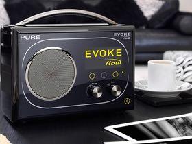 WIN! A Pure Evoke Flow radio worth £150