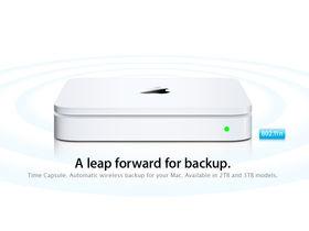 Apple reveals 3TB Time Capsule