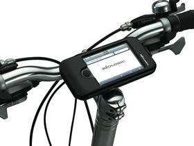 New waterproof, shock-proof iPhone cycle dock