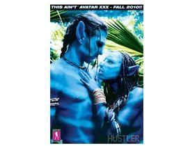 Hustler makes Avatar 3D porn parody